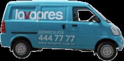 Carro Lavapres - Lavandería en Medellín a Domicilio